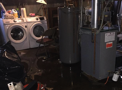 Water Damage Cleanup Long Island NY