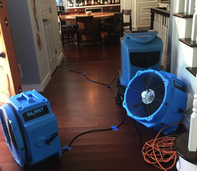 Water Damage Restoration Company Medford NY