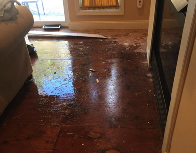 Water Damage Services Long Island NY